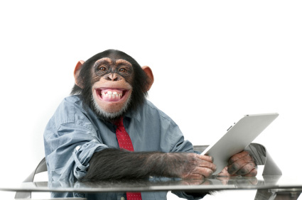 monkey-tablet
