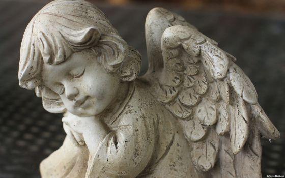 Angel-Statue-Wallpaper