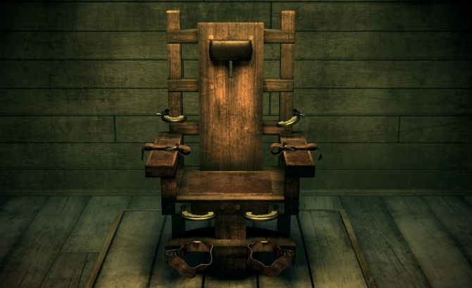 Electric-Chair-Executions-Back-In-Tennessee-As-The-Only-Death-Penalty-Option
